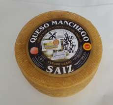 Manchego-ost Saiz