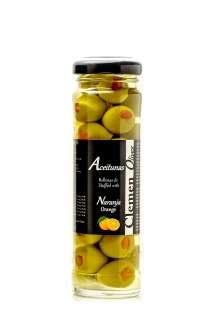 Oliver Clemen, Olives-Naranja