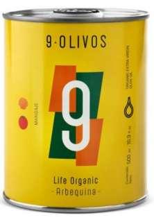 Olivolja 9-Olivos, Arbequina