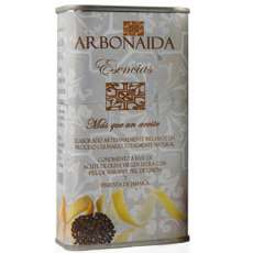 Olivolja Arbonaida, Esencias Tedeum