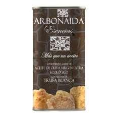 Olivolja Arbonaida, Esencias Trufa Blanca
