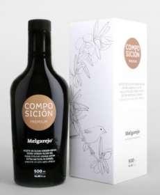 Olivolja Melgarejo, Premium Composición