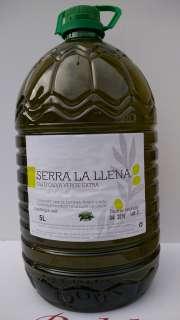 Olivolja Serra la Llena