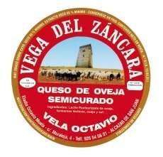 Semicured ost Vega del Záncara