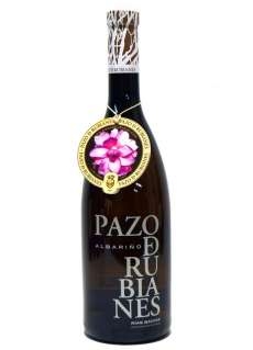 Vitt vin Pazo de Rubianes